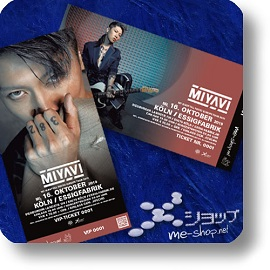 Tickets Me Shop Net Ticket Details Miyavi Ticket Cologne 16